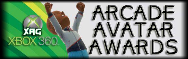 Arcade XBOX Avatar Awards (1/6)