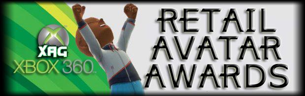 Retail XBOX Avatar Awards (1/6)
