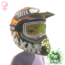 MX Helmet Female