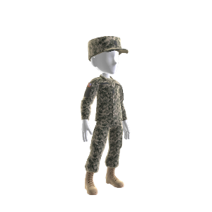 how to change xbox avatar to male