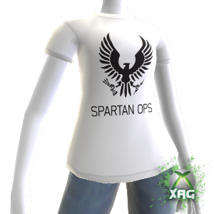 Spartan Ops T-Shirt Female
