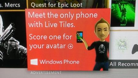 Windows 8 Phone Ad