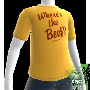 wwwXBOXAvatarGEARcom Wendy's® Avatar T-Shirt Male