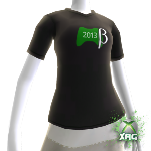 2013 Live Update Beta Shirt Female