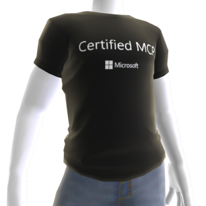 Certified MCP - Black - Male